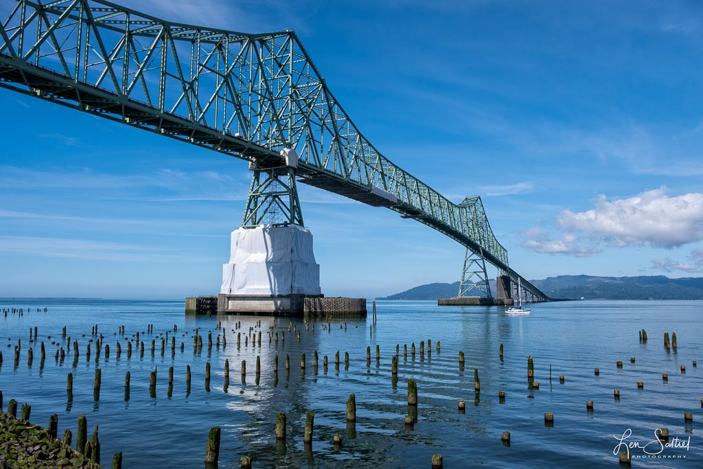 Spanning the Columbia