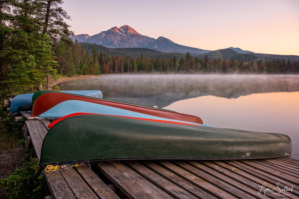 Lake Edith Morning