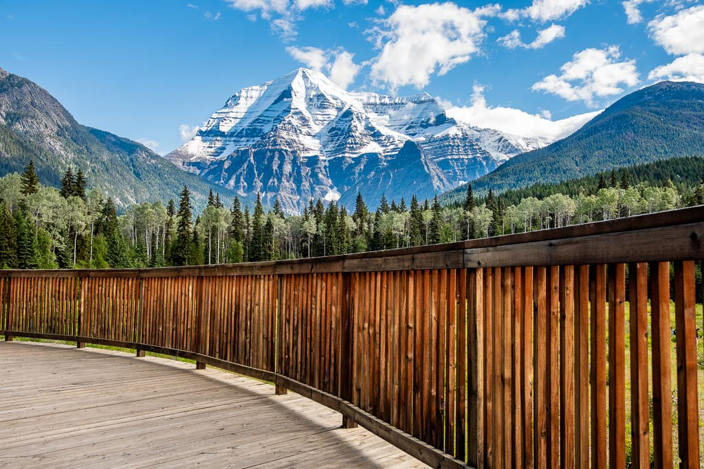 Mount Robson View