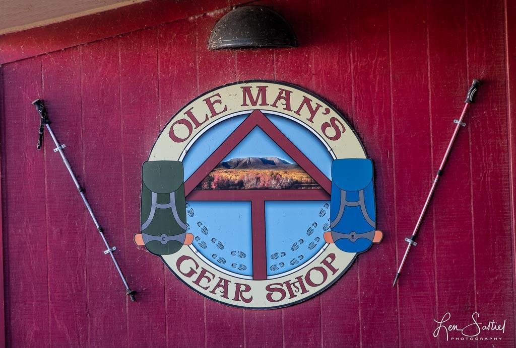 Ole Man's Gear Shop