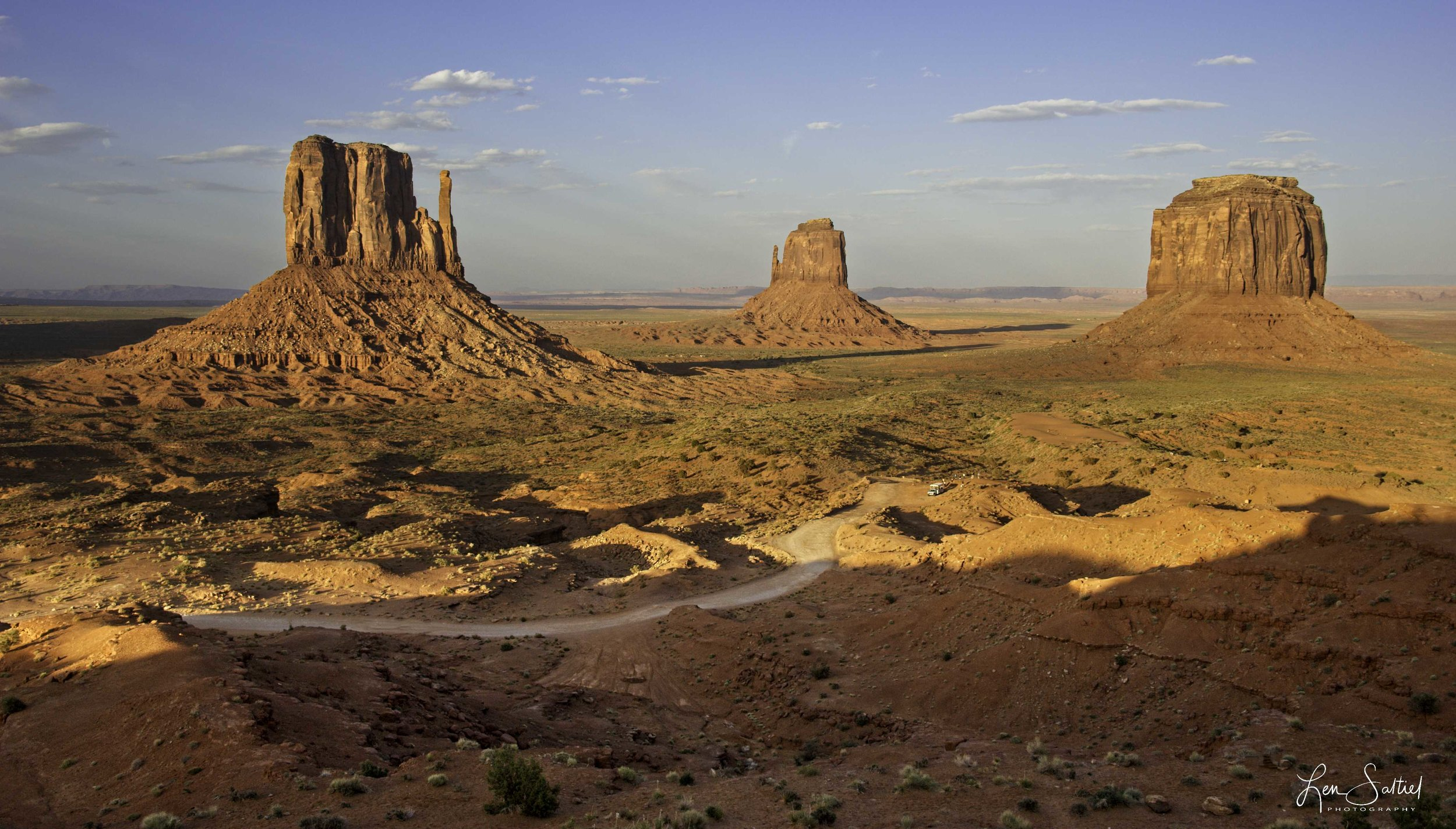 Monument Valley Evening, 	Monument Valley, Navajo Nation