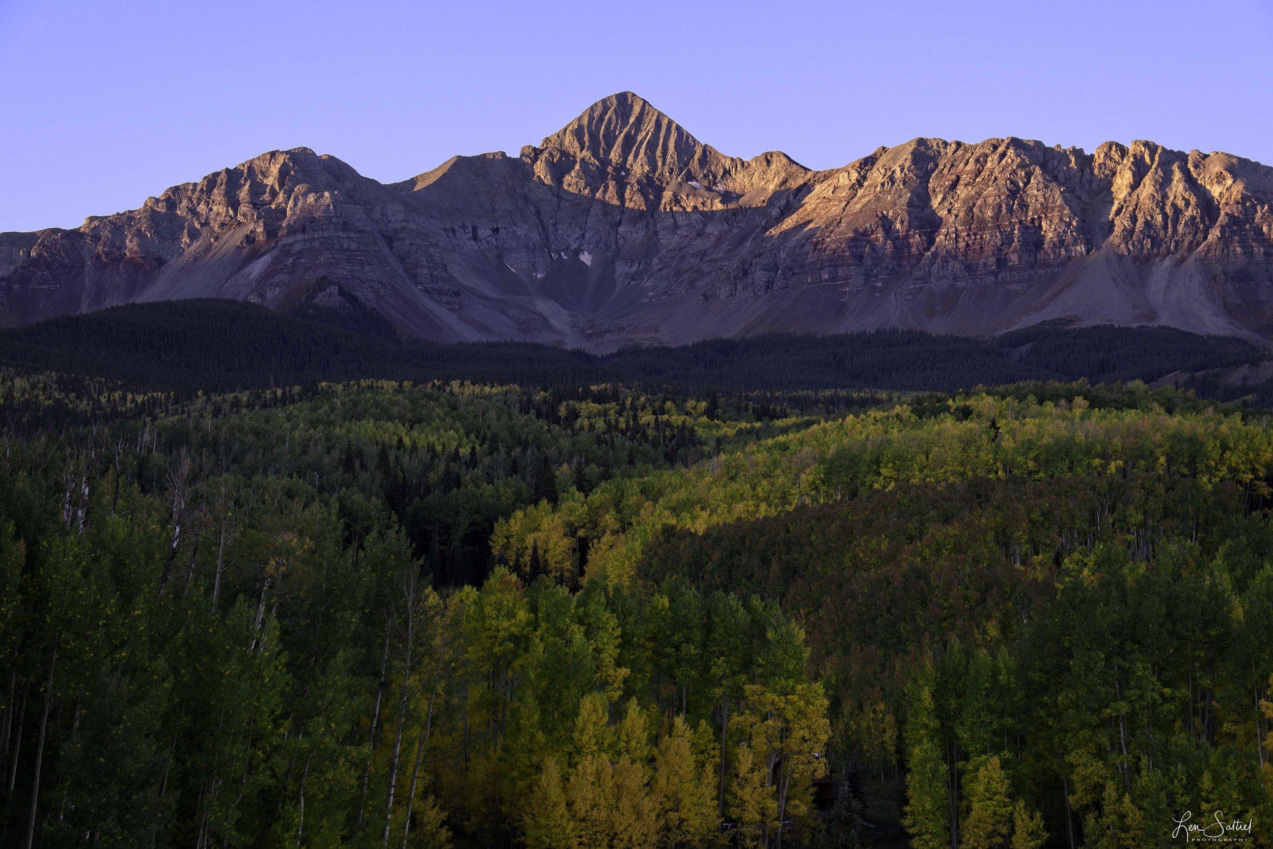 Wilson Mesa, Telluride, Colorado
