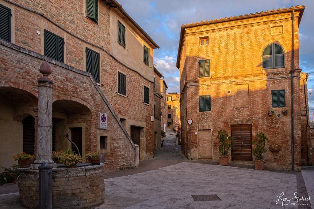 Tuscan Village