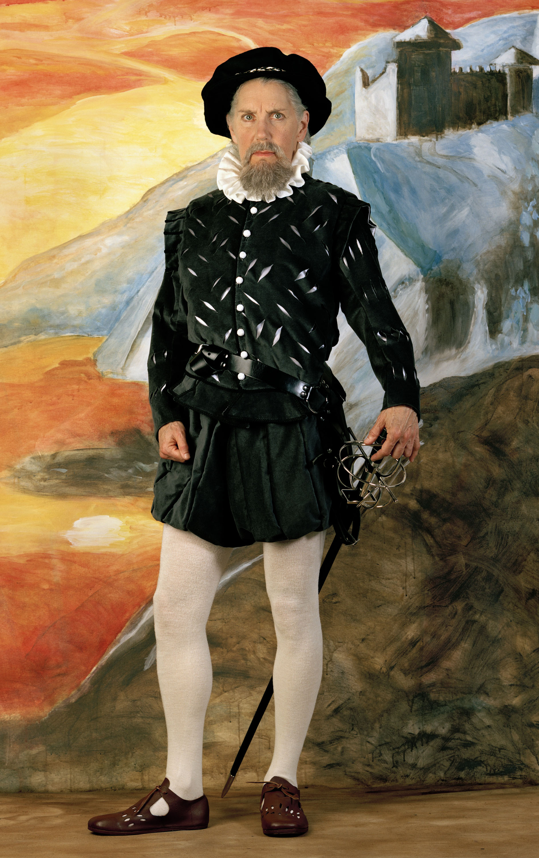 Sir Nicholas Baganel