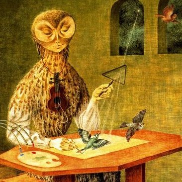 the Creation of the Birds, Remedios Varo 1957