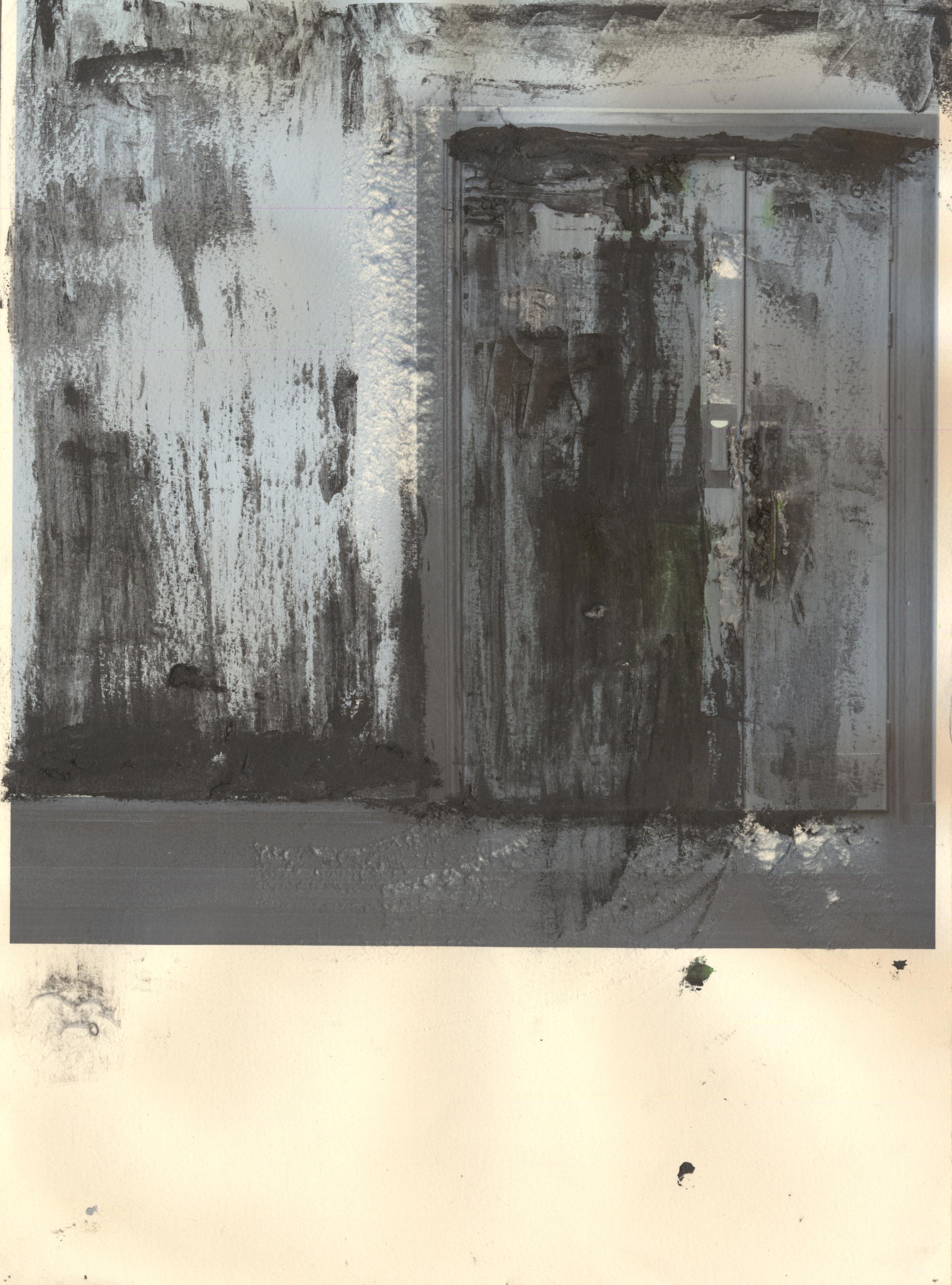 Dwg with Decay . Doorway . 2011