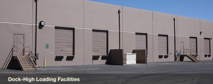 Dock-High loading facilities
