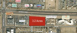 3.2 Acres / Paseo del Norte & Wyoming