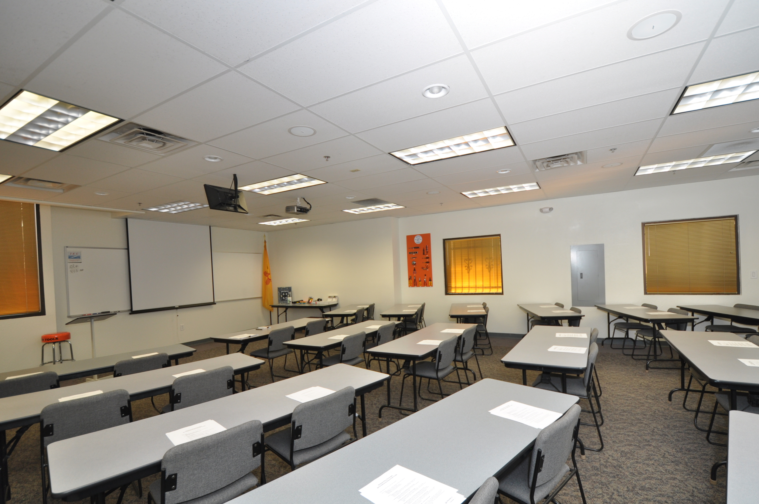 Training Room - Northern NM Independent Electrical Contractors