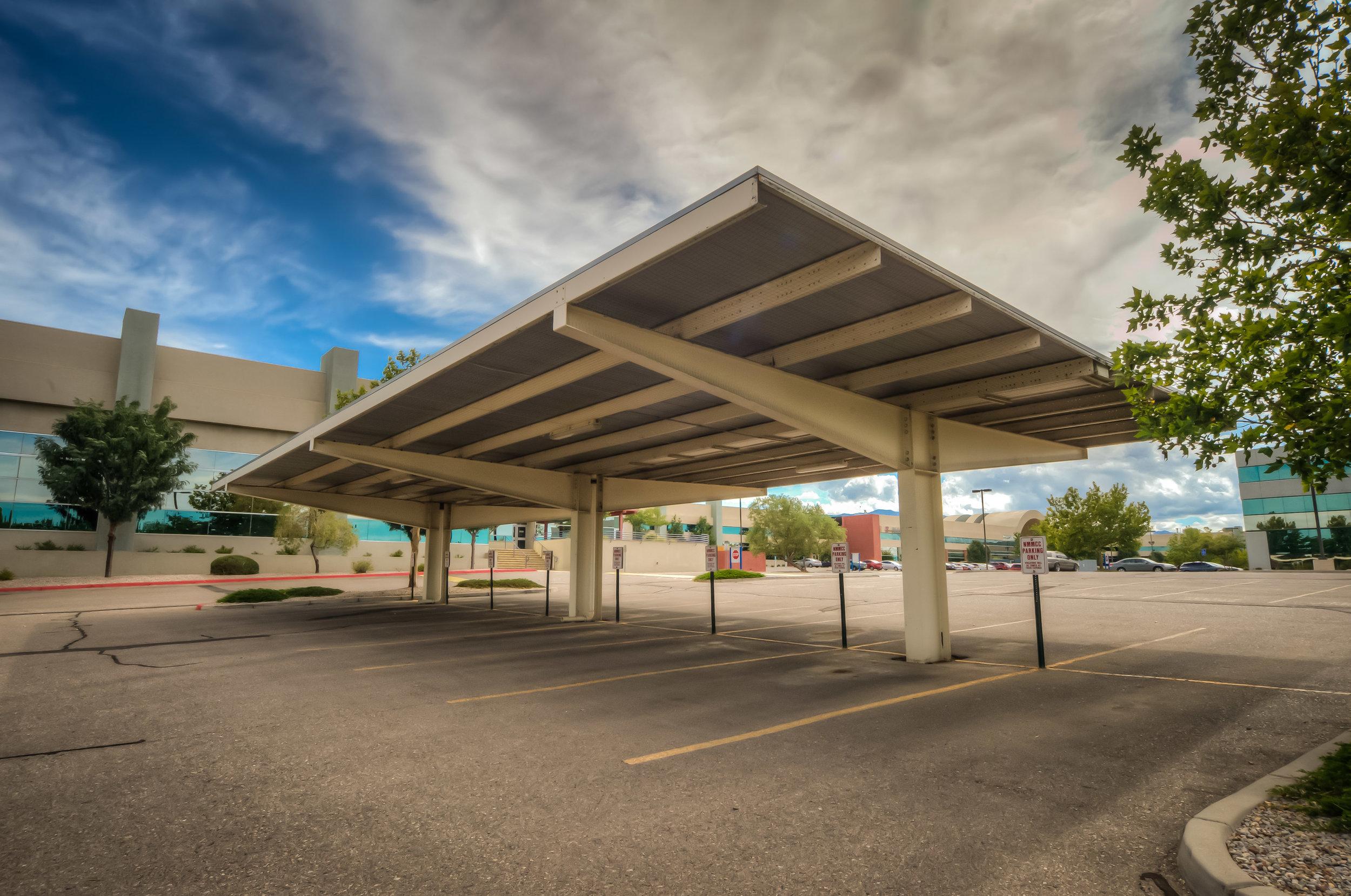 3900 Singer - Canopy Parking