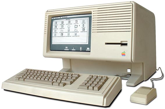 Apple's Lisa, the machine that started it all