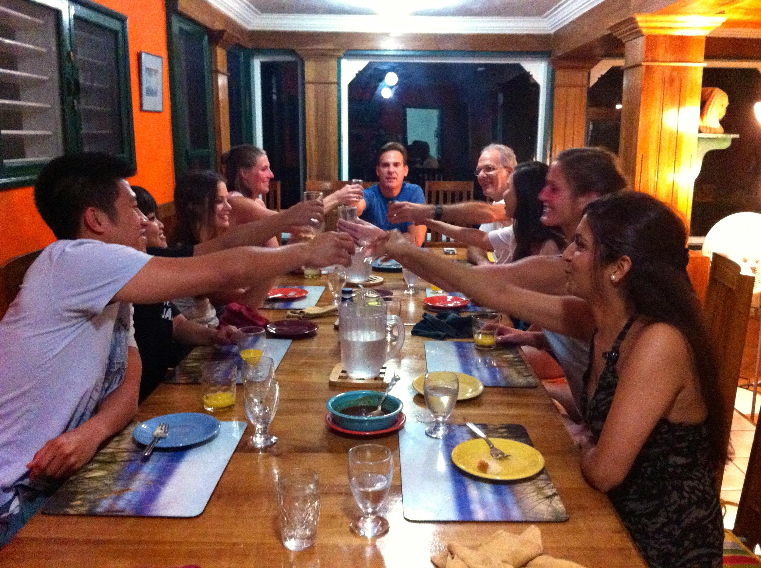 "Group 2, November 2012 ""Cheers!"""