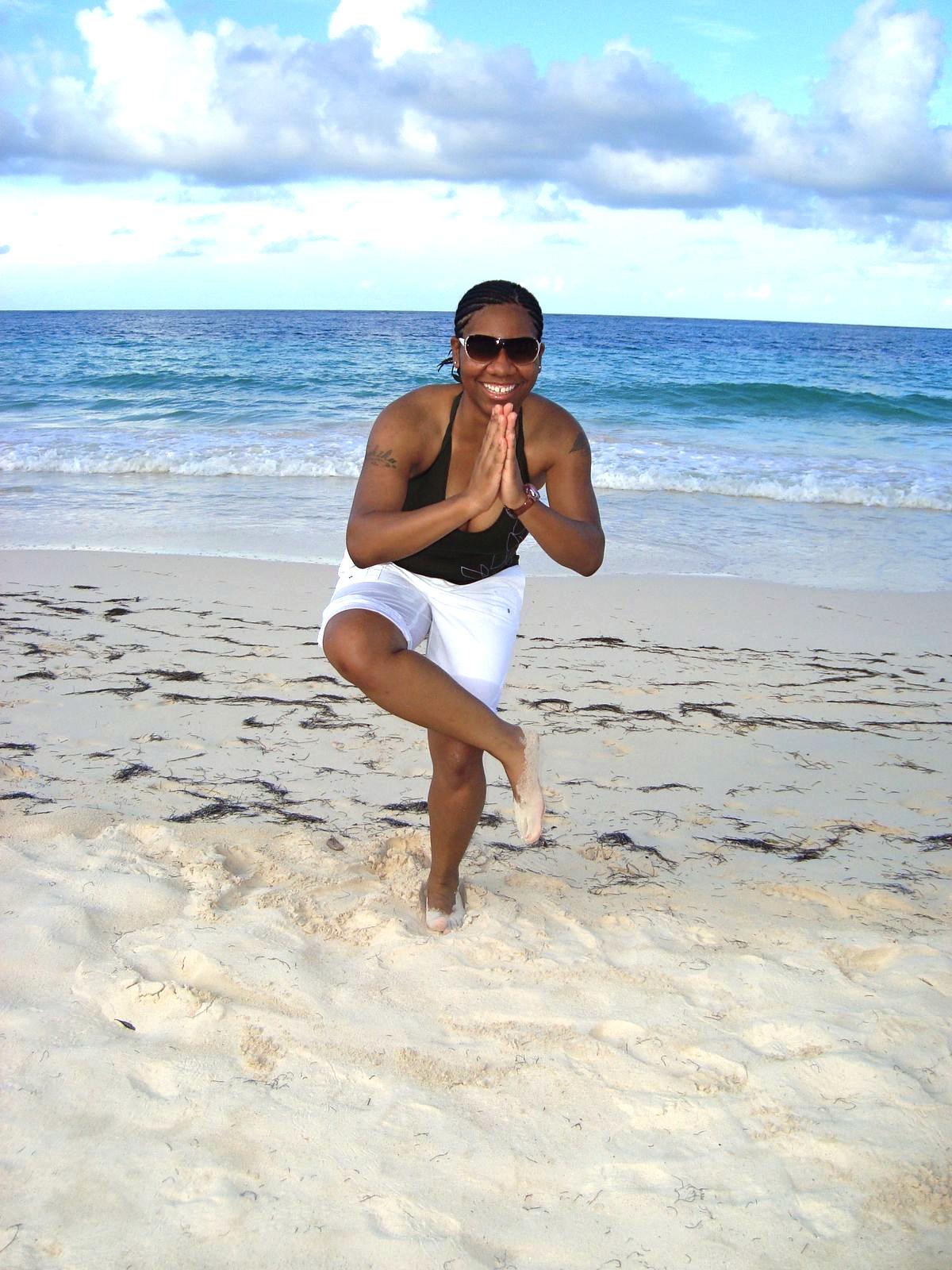 Ty On The Beach.JPG
