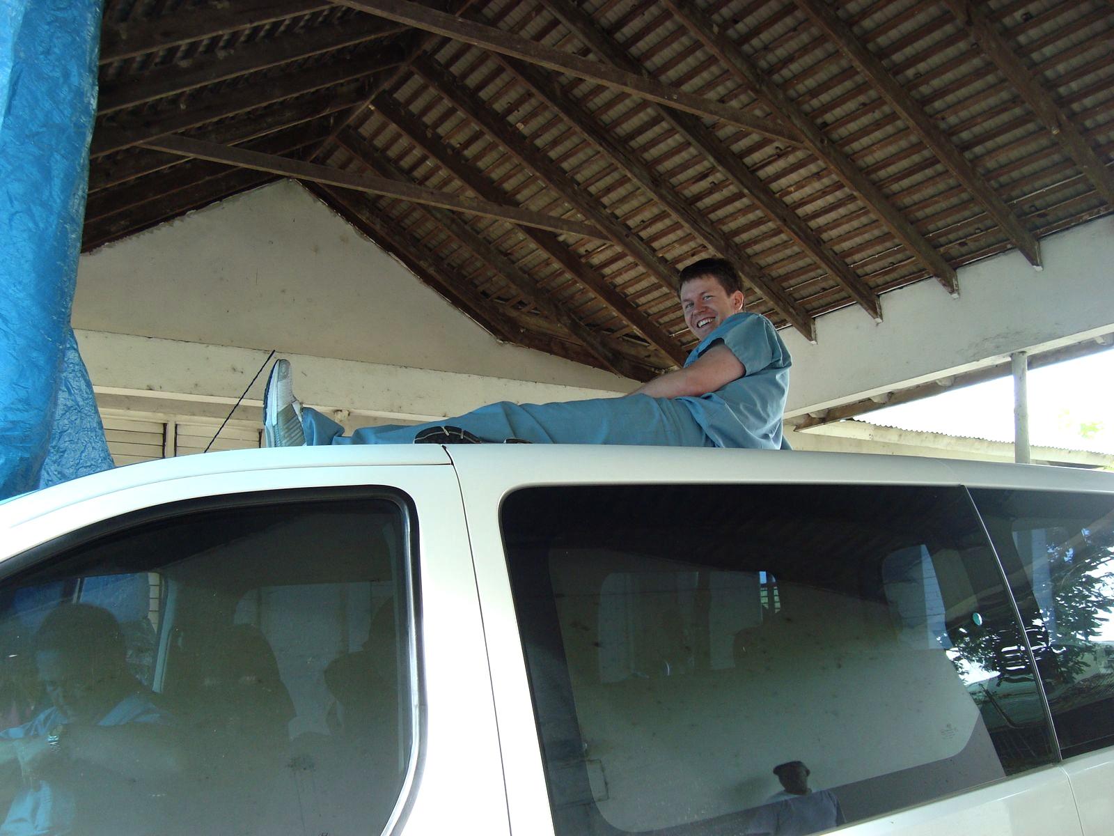 Cam On The Van.JPG