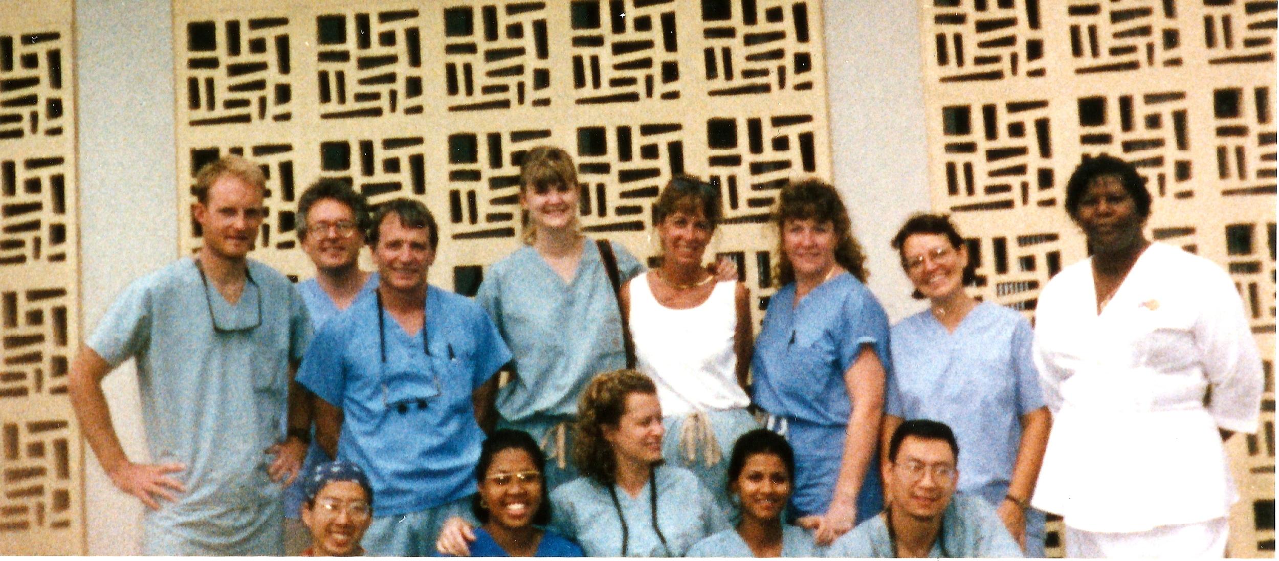 Jamaica 1996 Fall Group 1