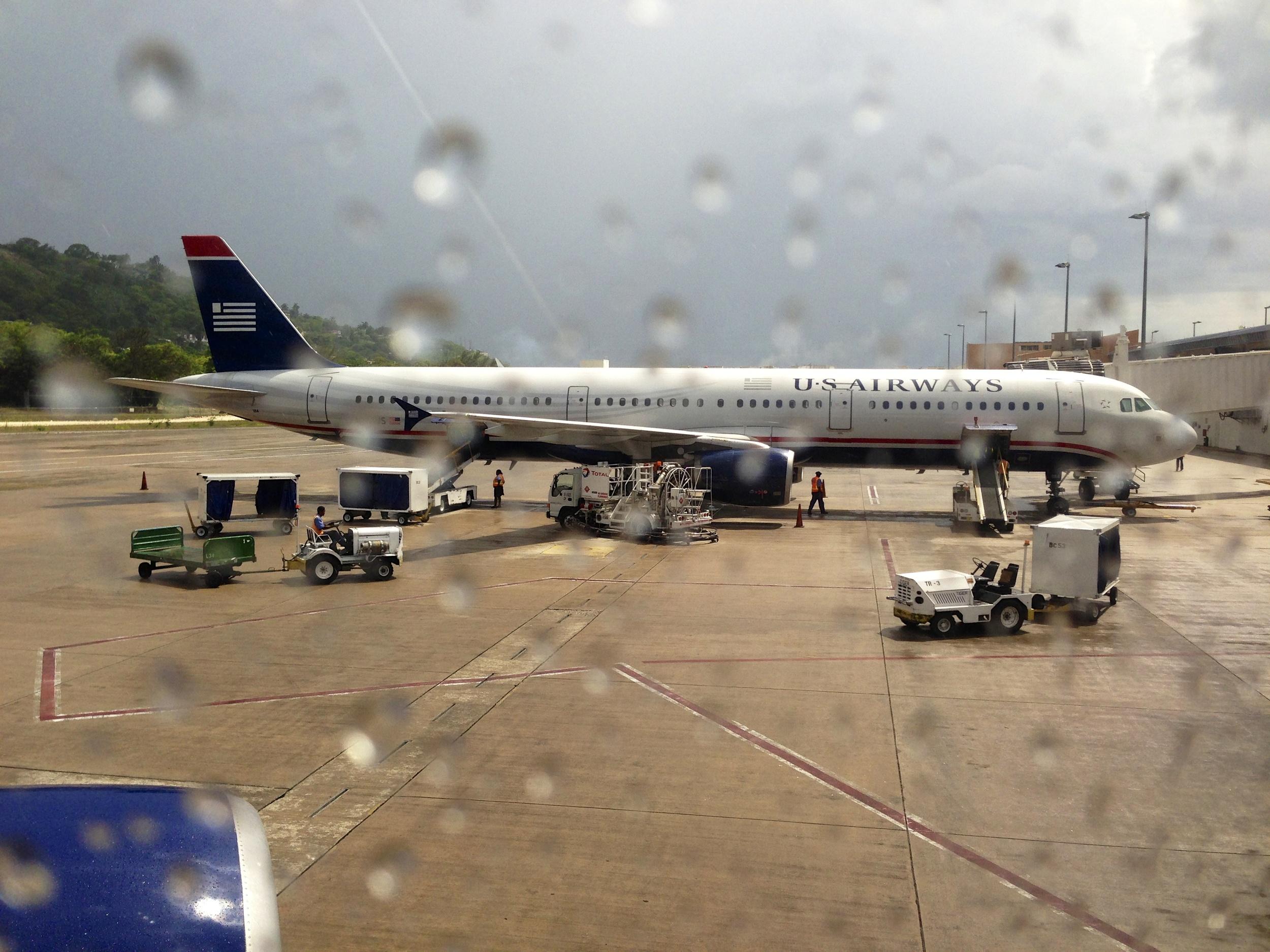 Flights at MBJ,.....