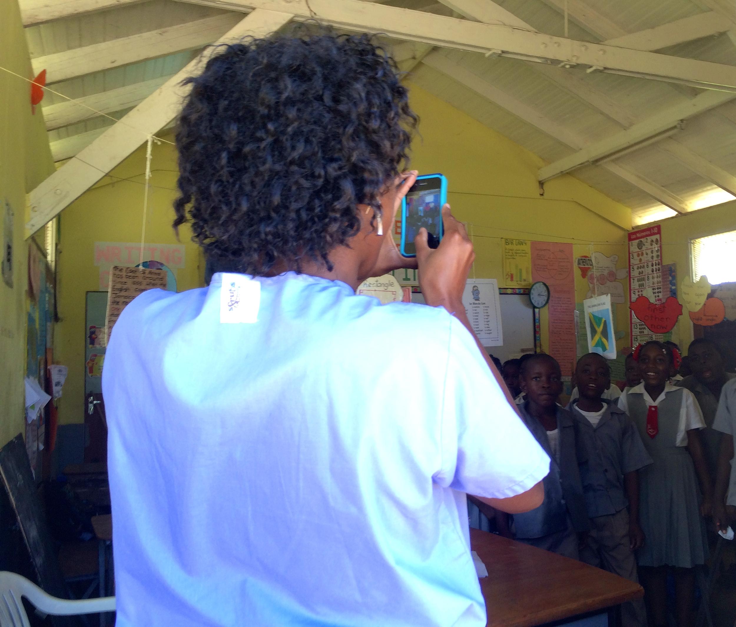 School Kids Singing to Tiffany.jpg