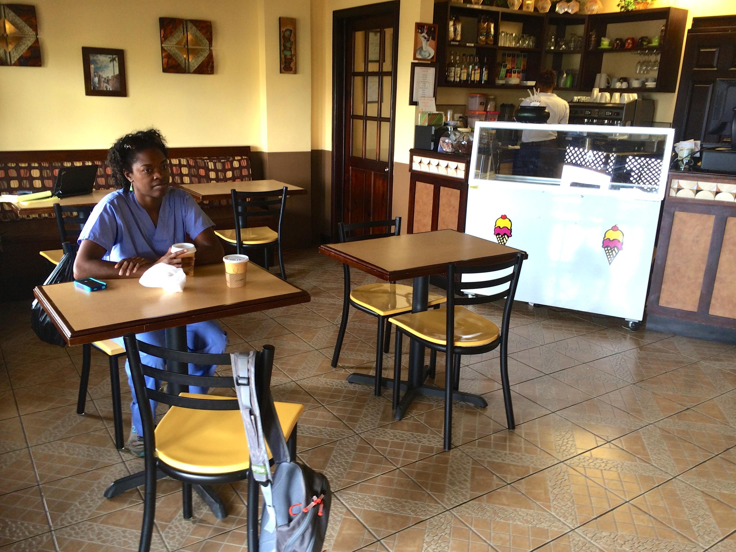Tiffany in a Coffee Shop.jpg