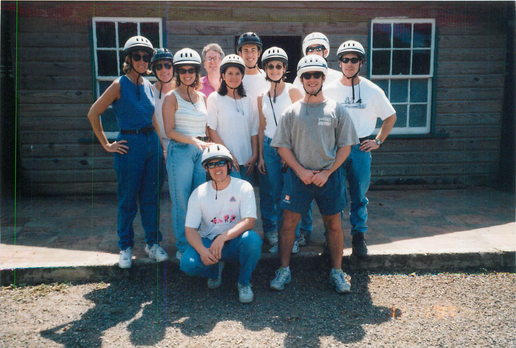 Group at Stables 1997.jpg