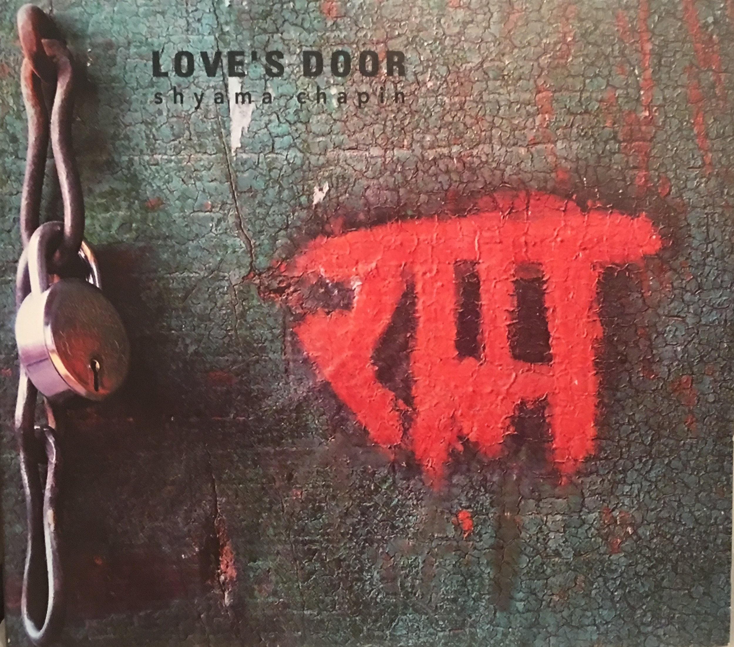 Love's Door is Here!!! Order CDs from Mantralogy.com, downloads + streams in all the places one might think and more.   Cover Photo ©Laurent Goldstein