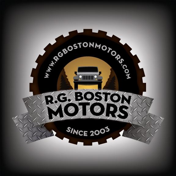 R. G. BOSTON MOTORS