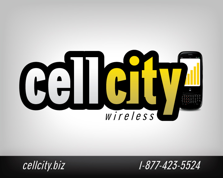 Cell City Wireless logo