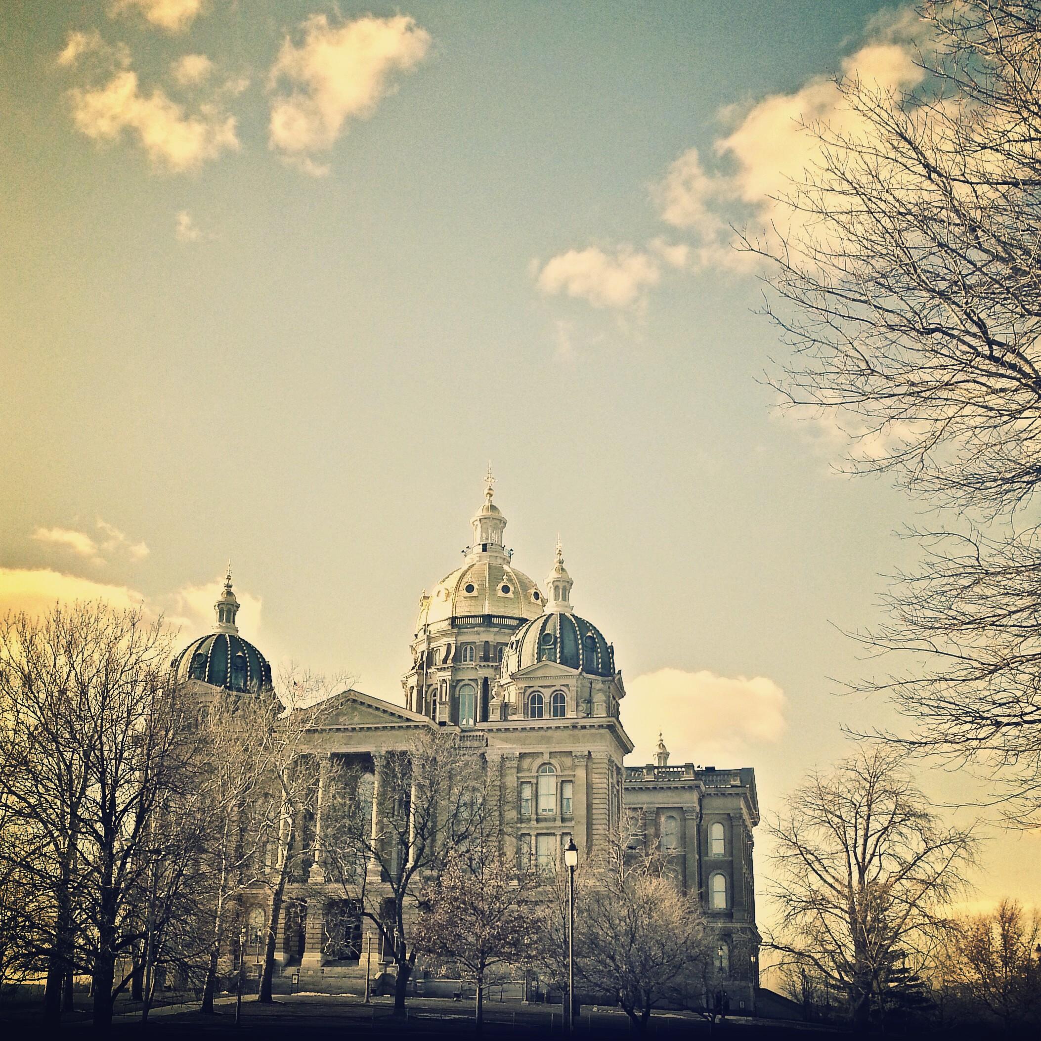The Capitol - Des Moines, Iowa