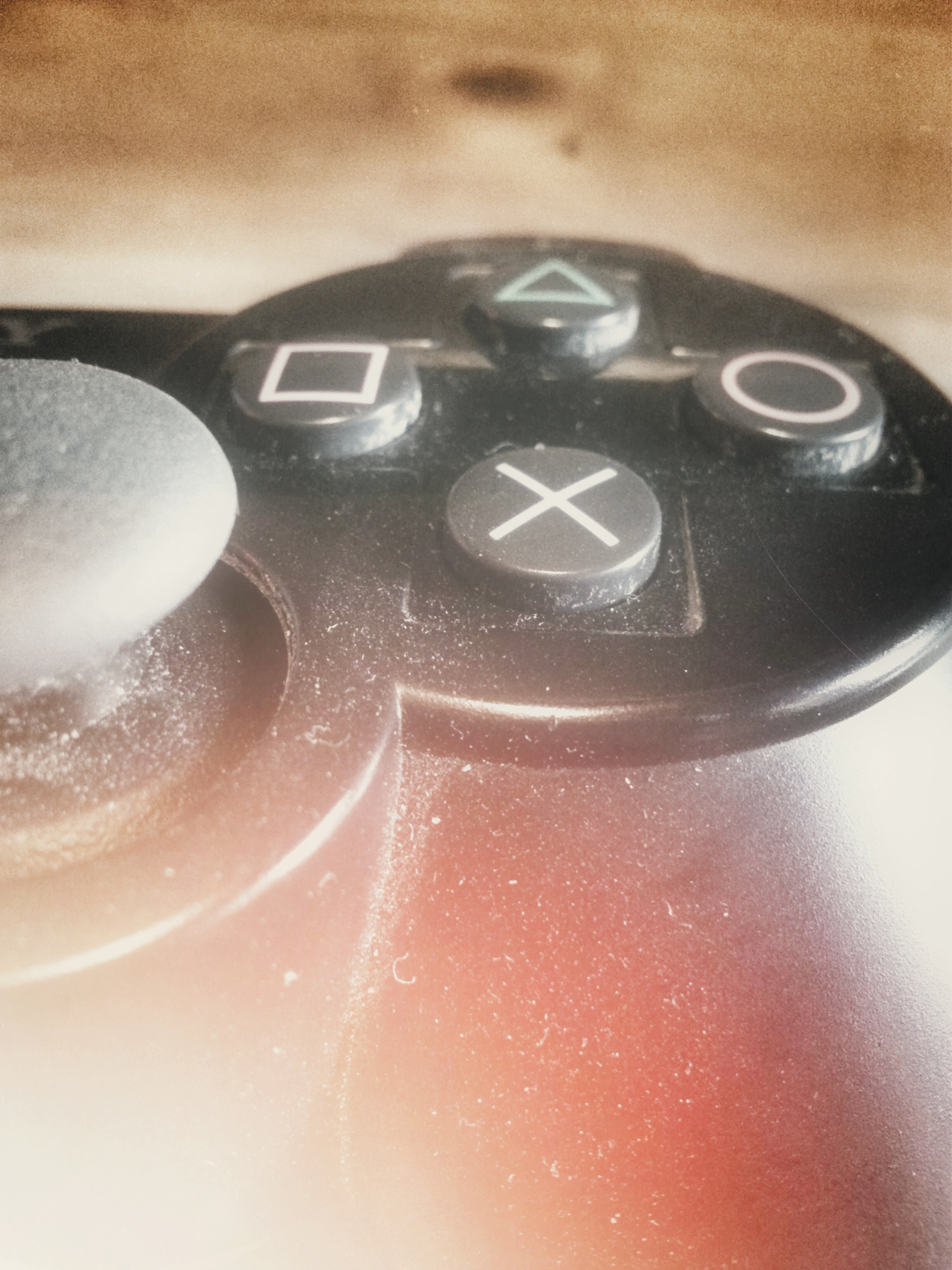my PS3 controller