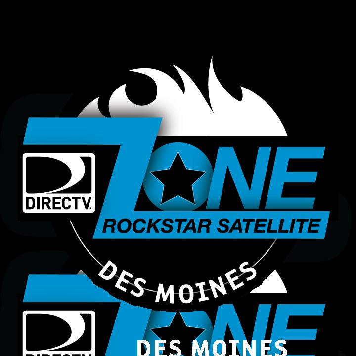 DIRECTV ZONE logo