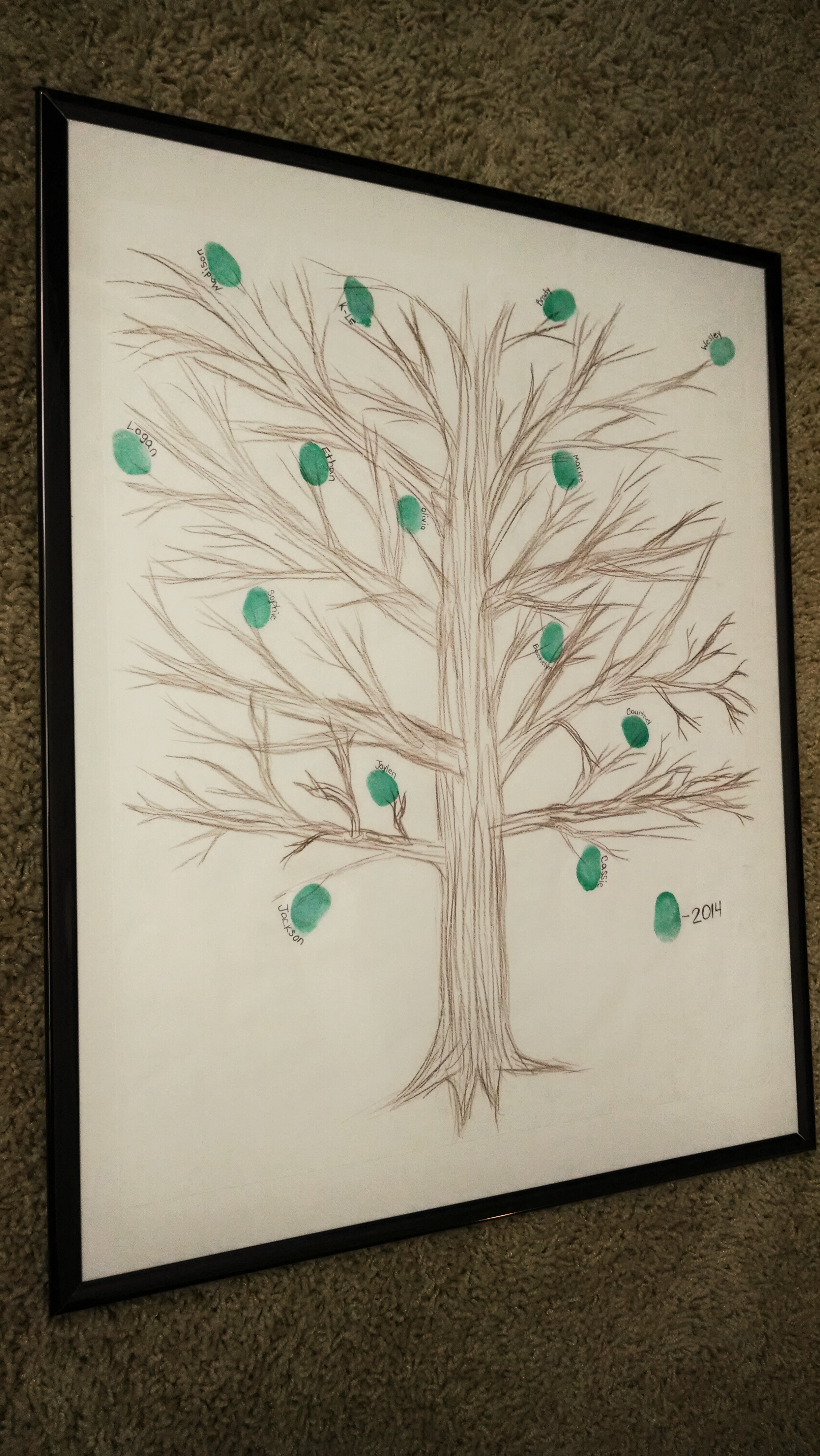 Tree of Children