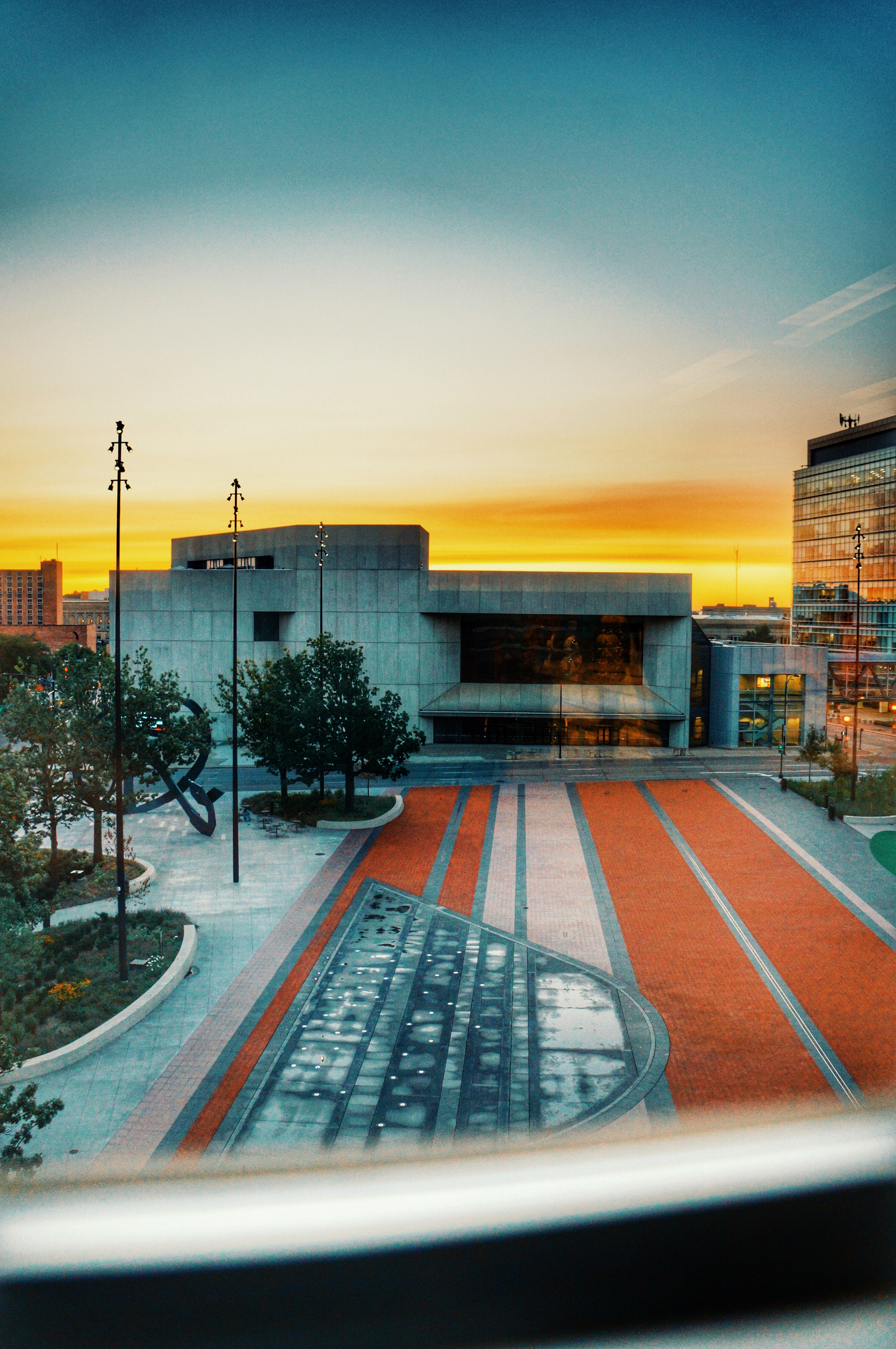 The Red Carpet of Cowles Commons