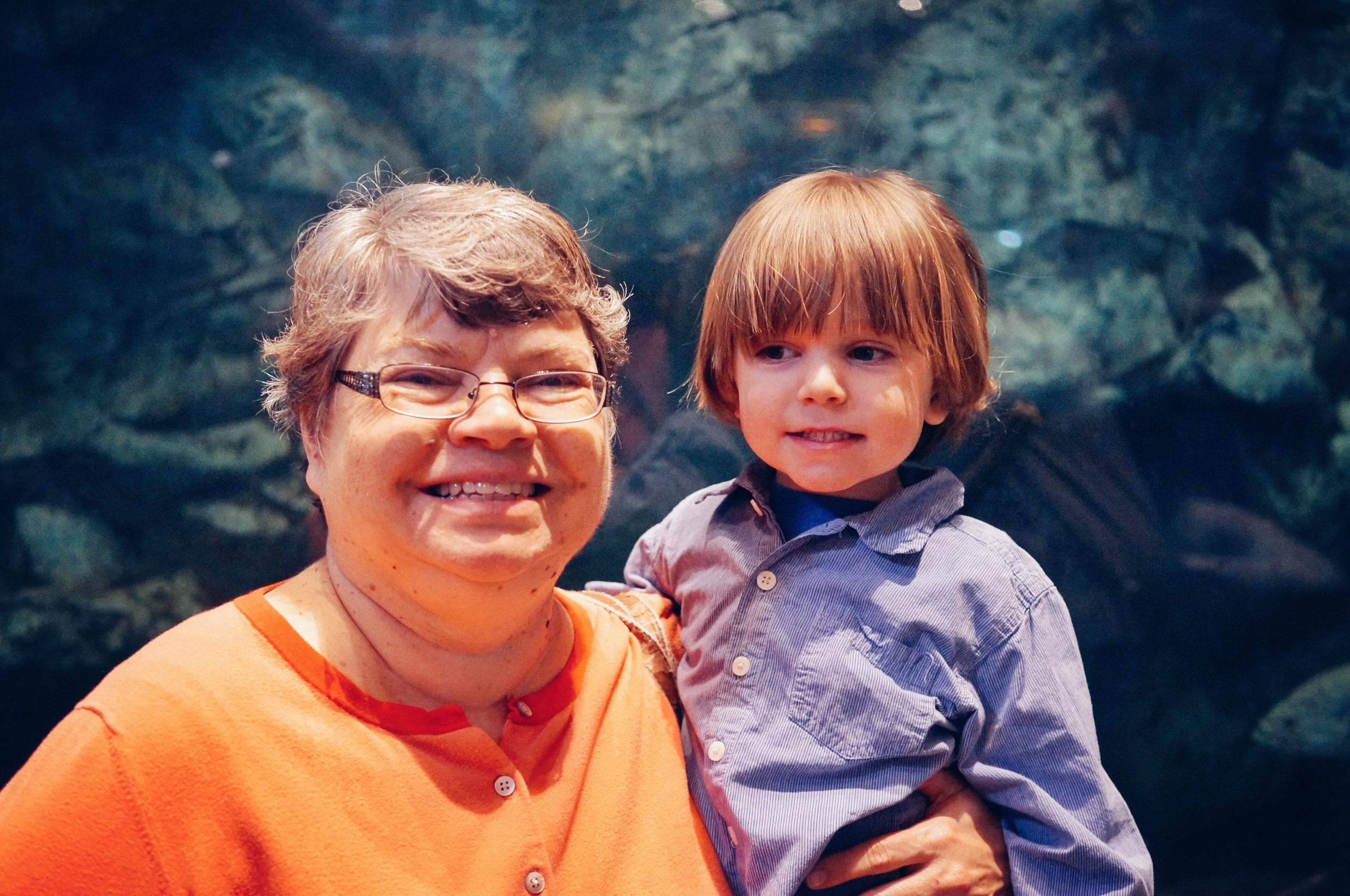Grandma Briggs and Ryker