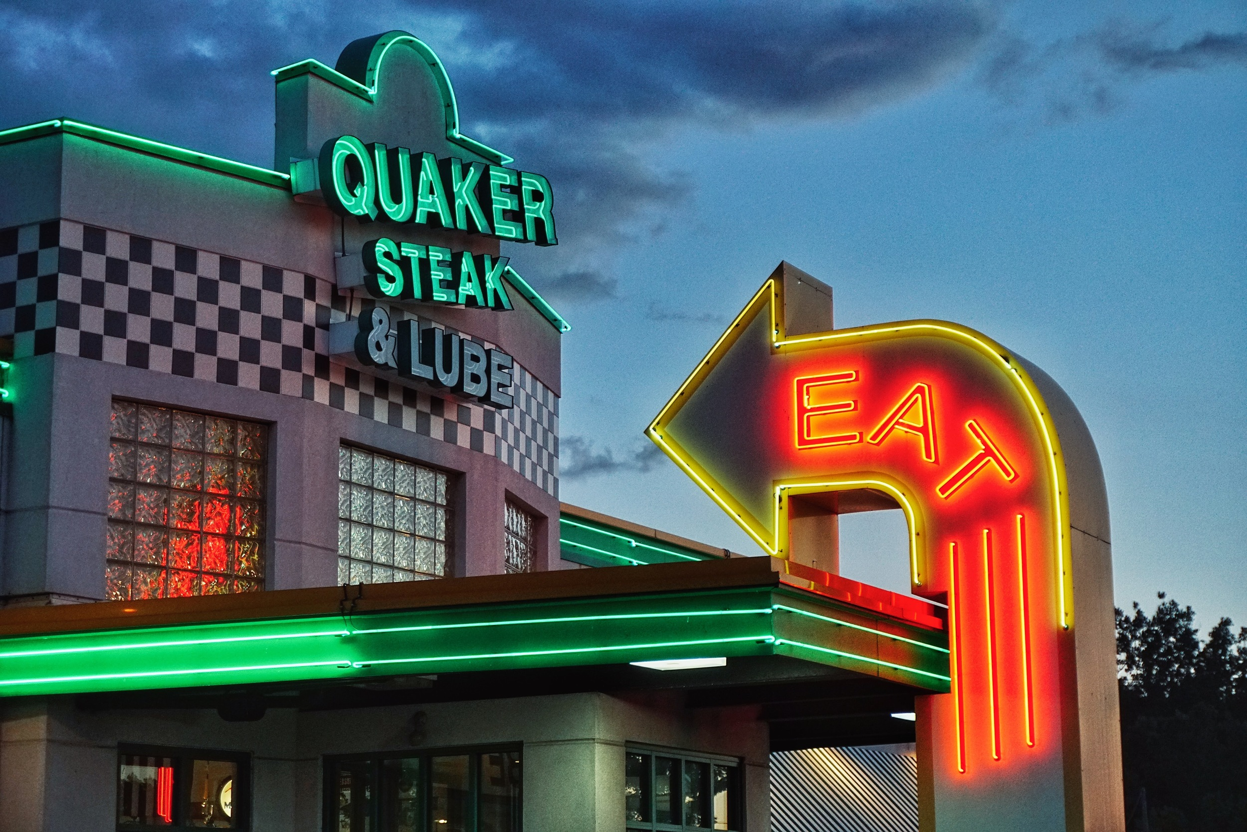 Quaker Steak n' Lube