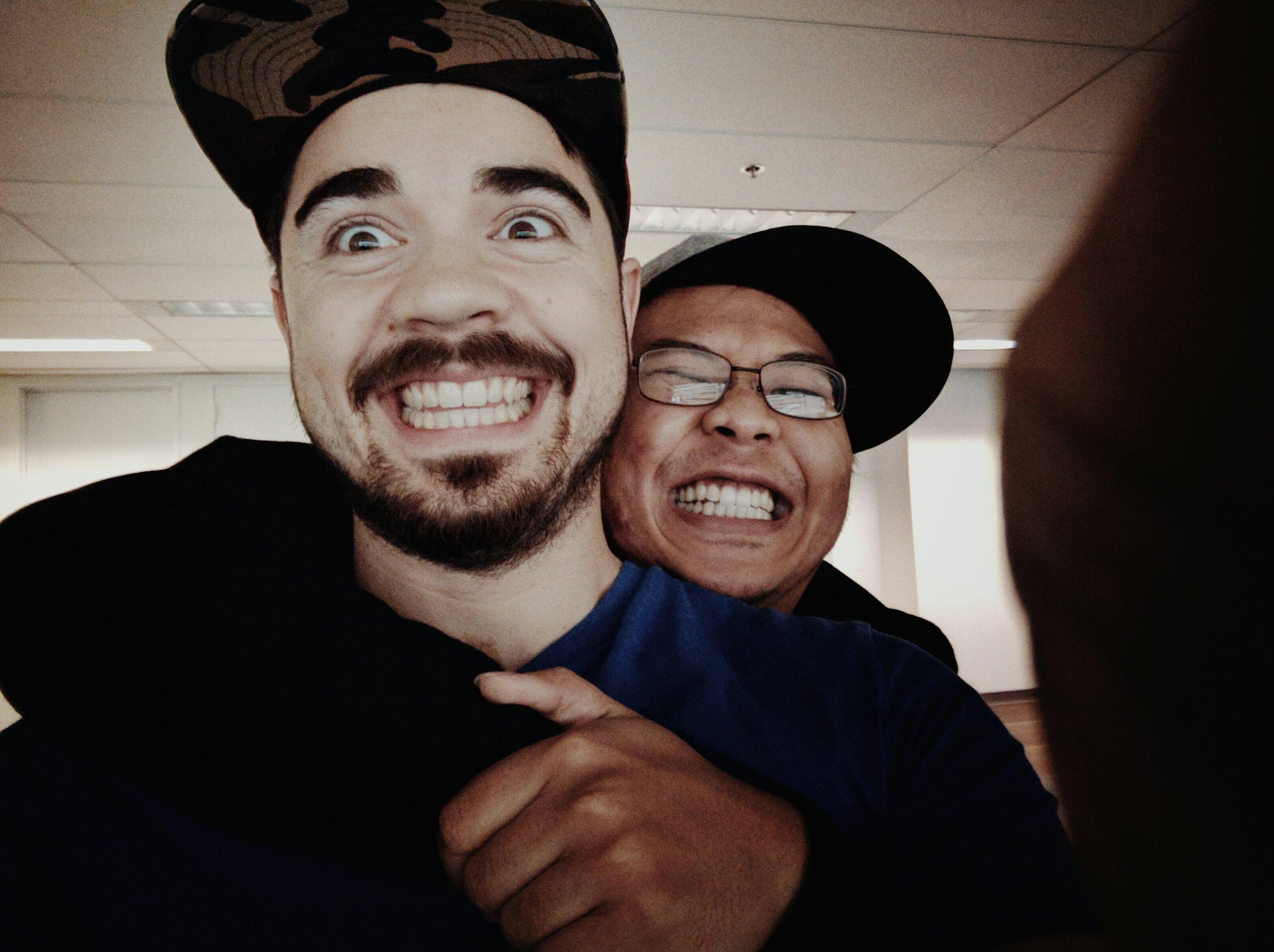 Me and Derek