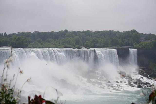 I just edited all of my photos/videos from our trip to Niagara Falls into a mini movie. Click the link in my profile to watch it if you're interested. It's kind of long but I couldn't cut any of the great memories made on this vacation. I'm forever thankful to my wife, Alyssa for planning the trip and being prepared with the box of entertainment and snacks to keep the kids from screaming the whole way. All of the fits have been edited out.