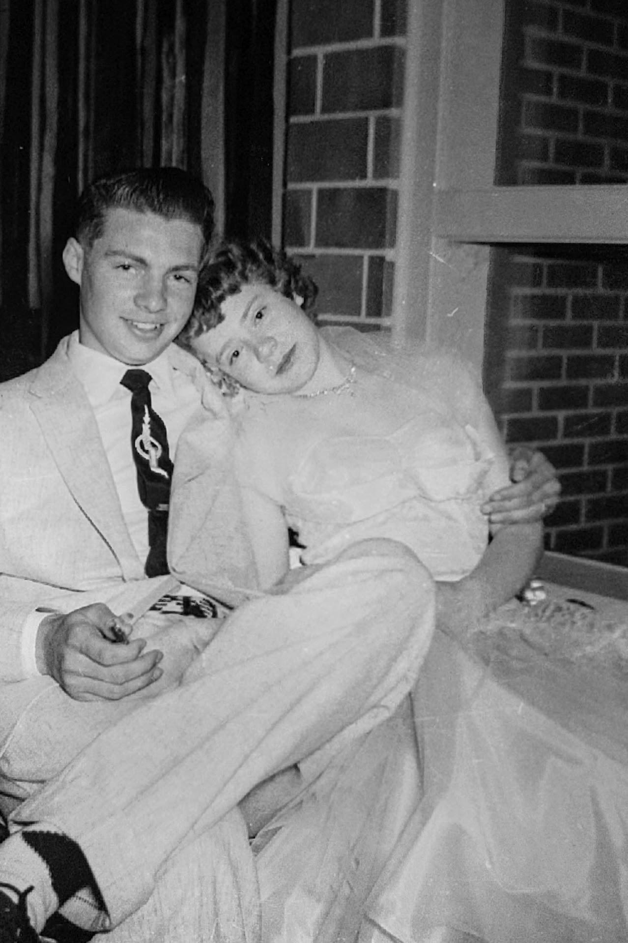 Prom 1955