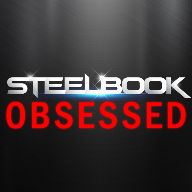 Logo for  Jake's Instagram page  with his Steelbook collection and movie reviews.