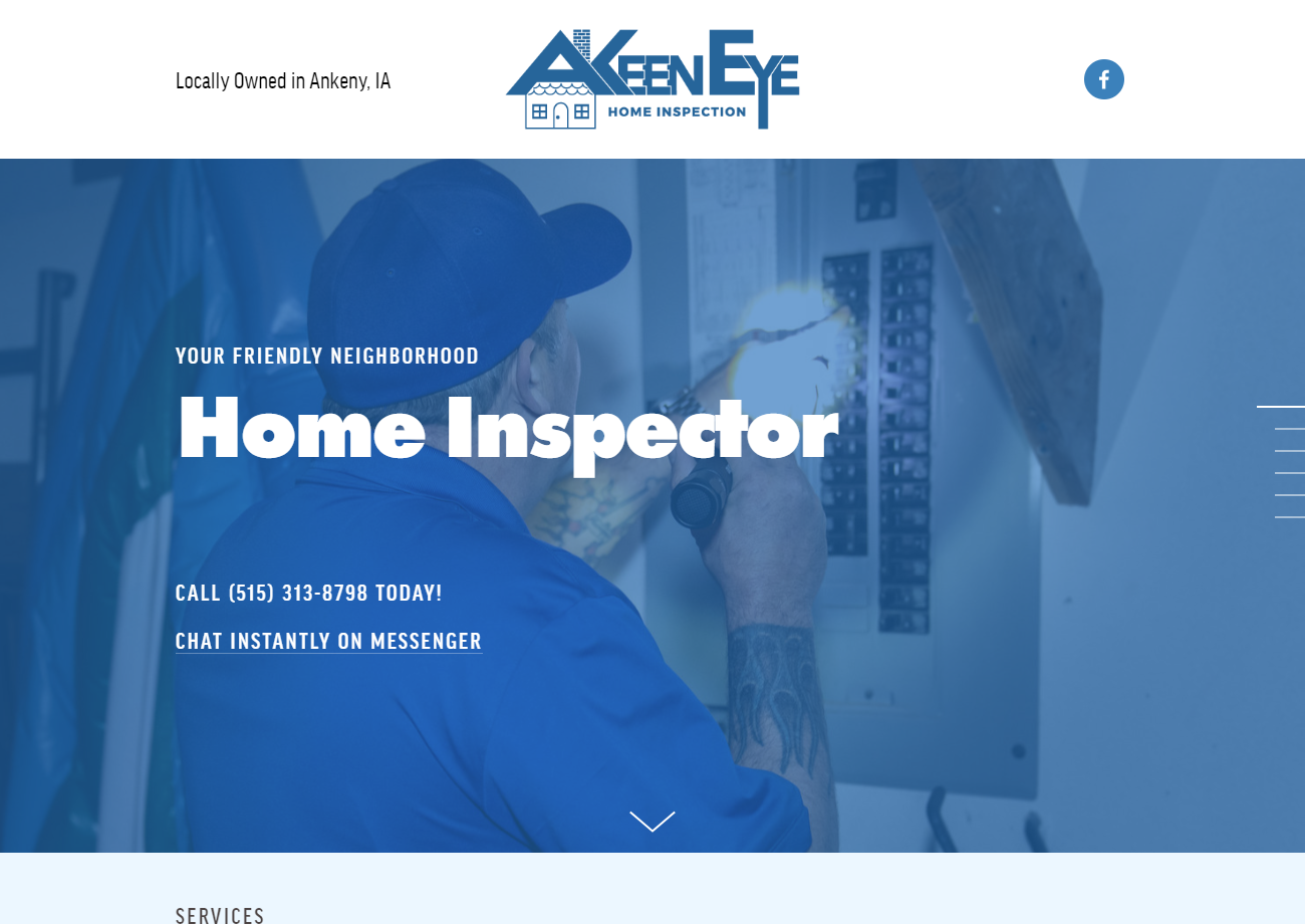 https://akeeneyehomeinspection.com/