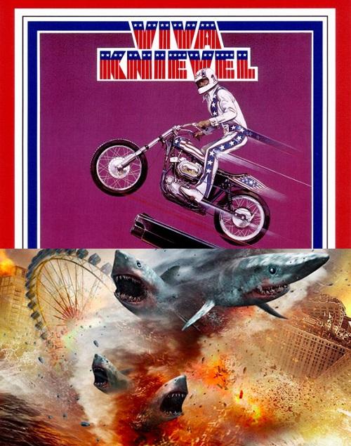 Viva Sharknado!