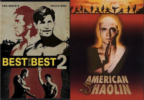 Båda filmerna är tydligen uppföljare...