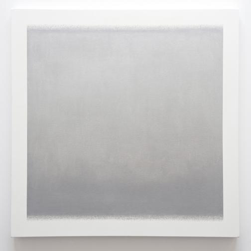 paul sunday, silver square 42x42
