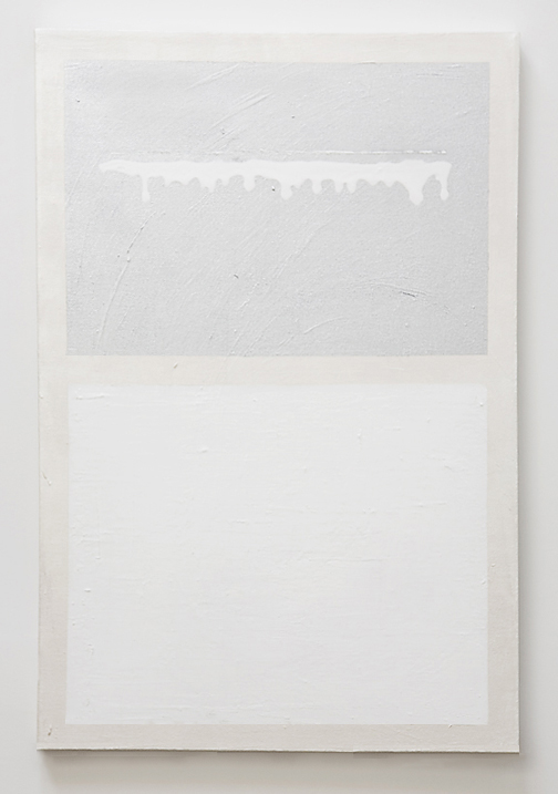 drip painting 22 x 36