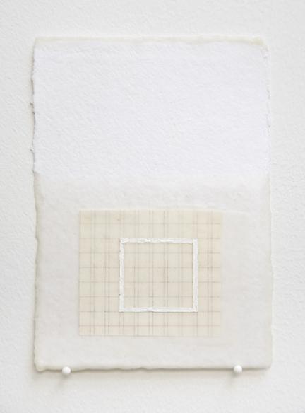 encaustic collage 4x6