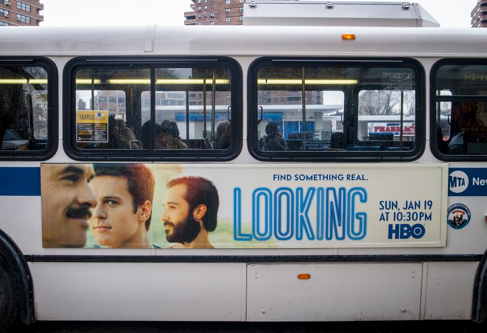 Looking Advertisement