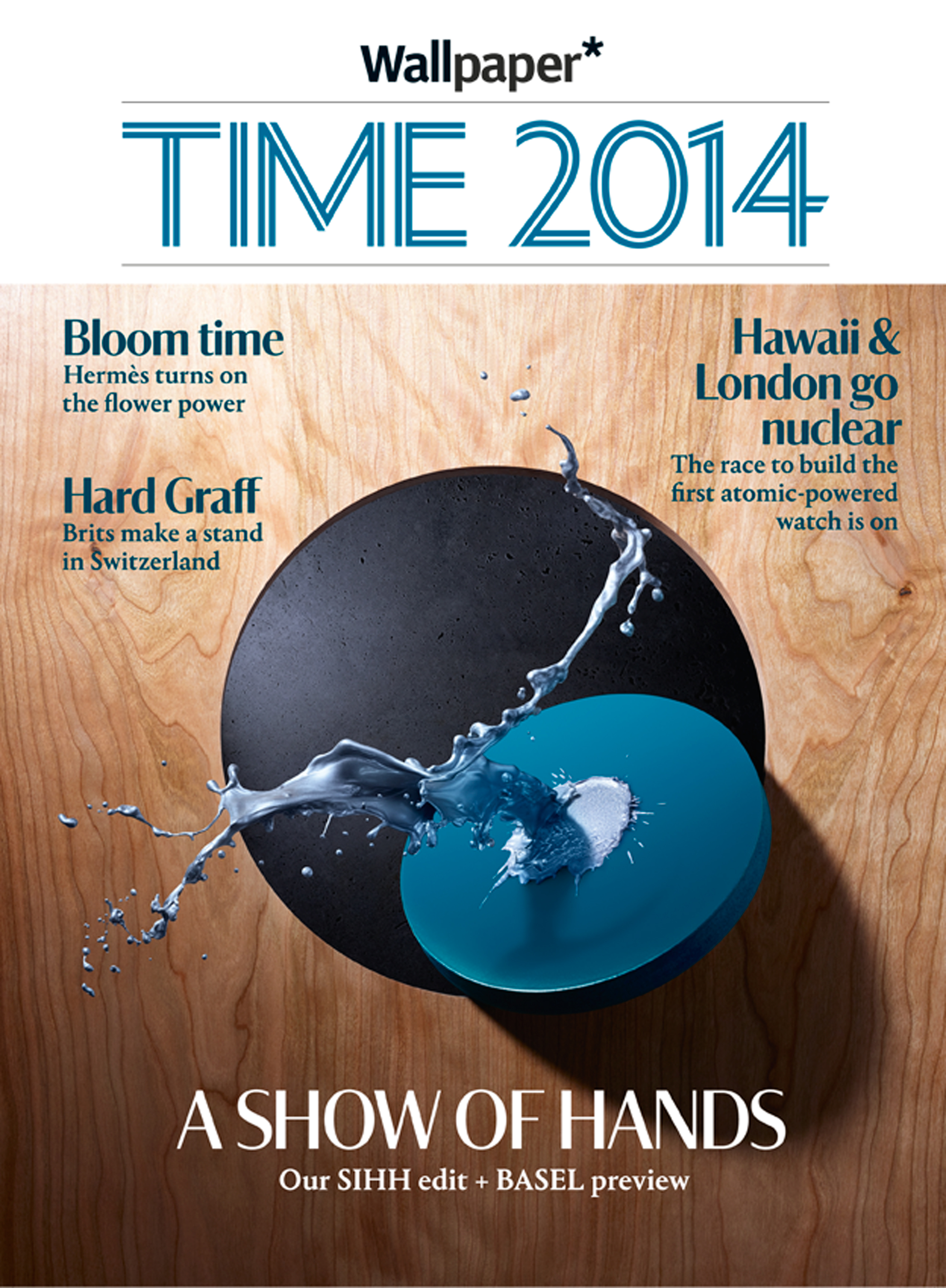 Wallpaper* Time Supplement, photography by Sam Hofman