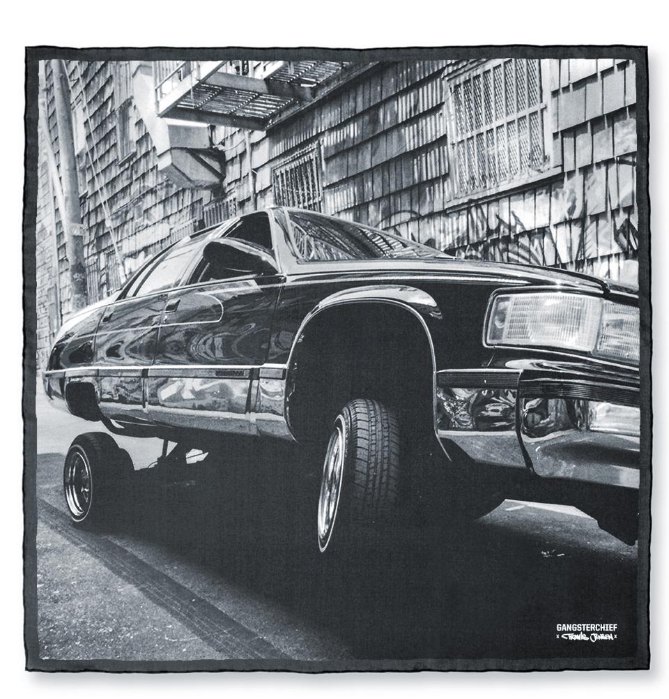Next artist:  Travis Jensen  x Gangsterchief