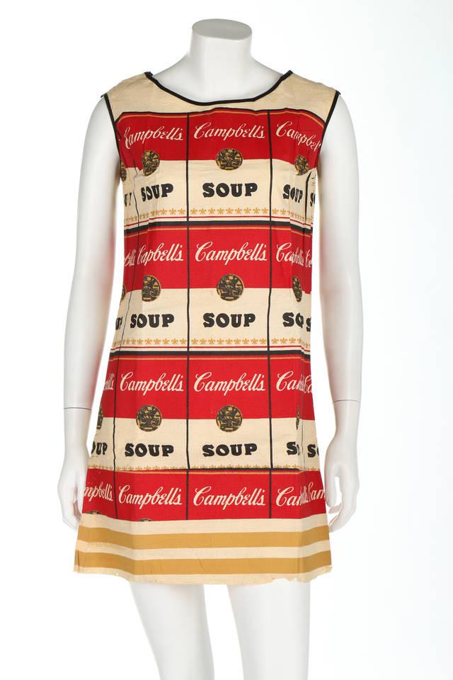 The Souper Dress, 1966. Photograph © Kerry Taylor Auctions