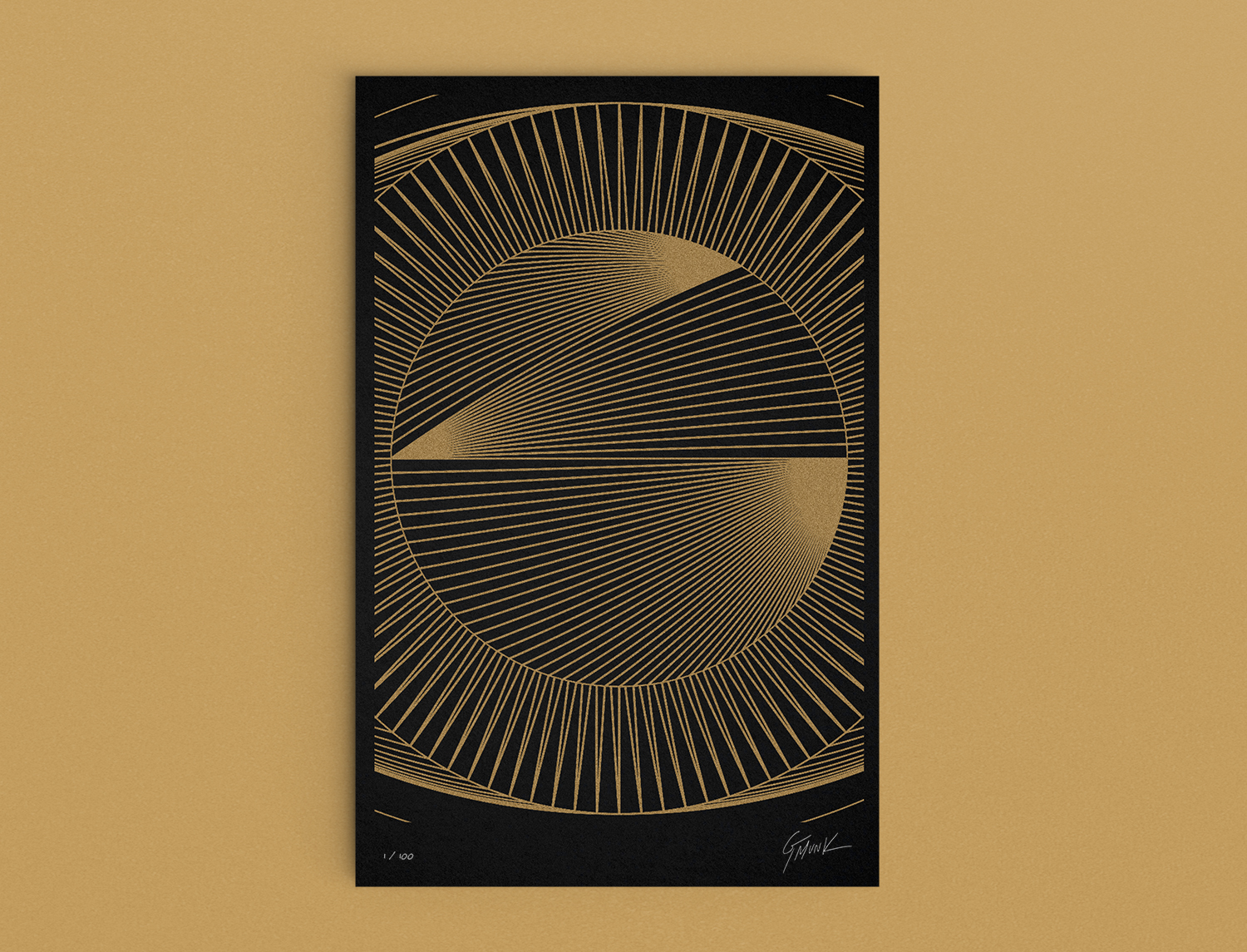 'Mathographics' poster. Design contribution to Anxy Kickstarter campaign by design visionary & WNW Member   GMUNK  .