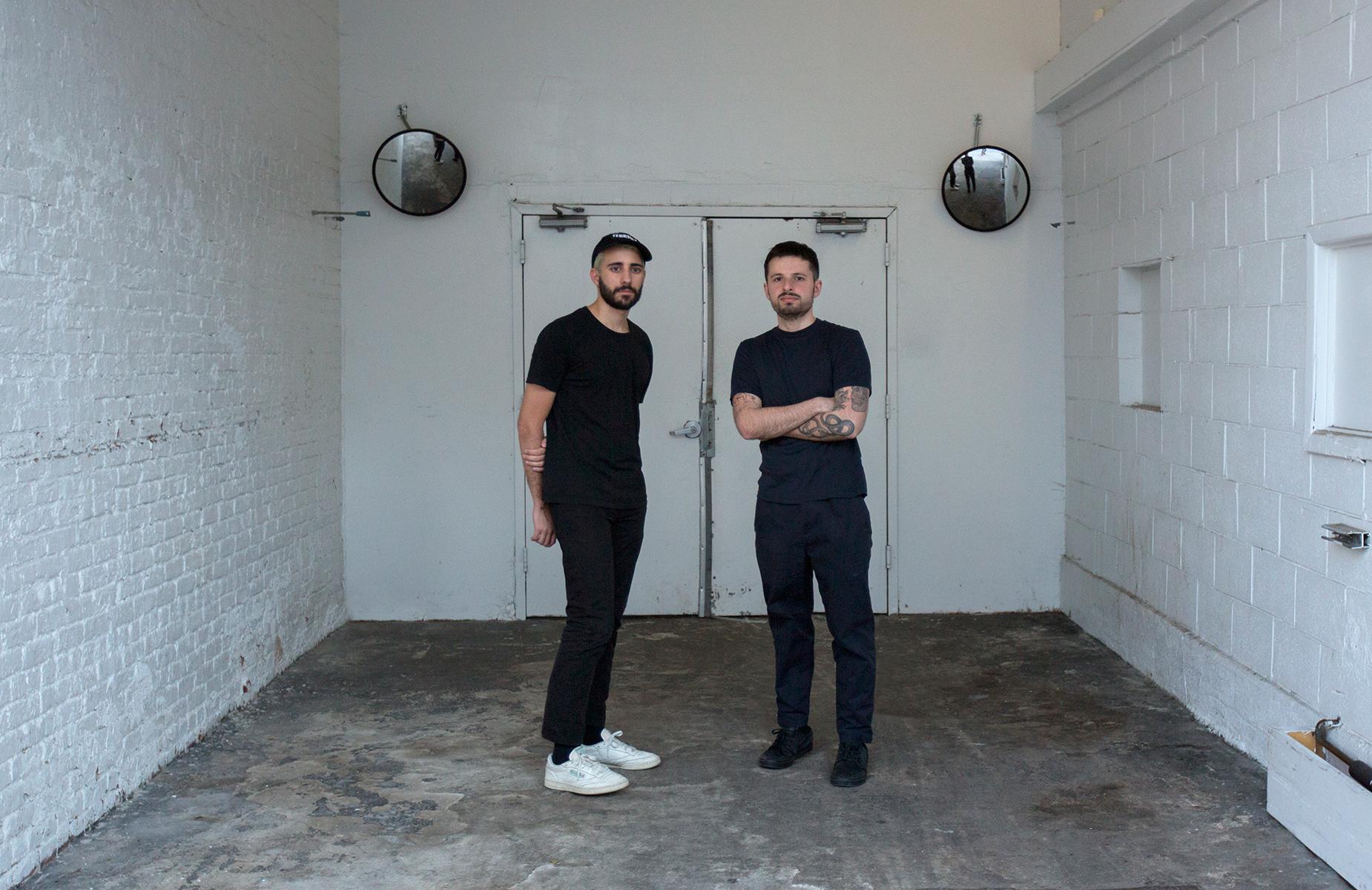 Leo Porter & Felipe Rocha, the founders of Bonde