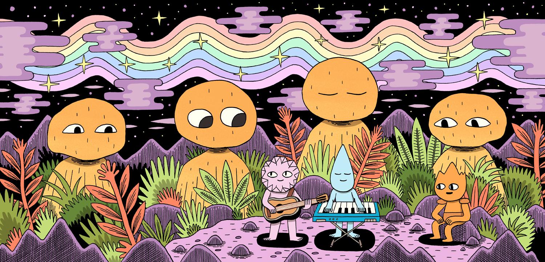 Illustration by  Jack Teagle
